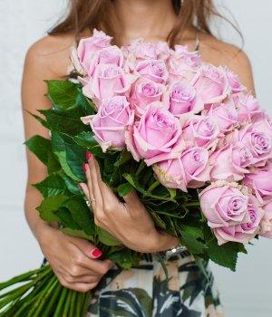 Букет из 49 роз Эквадор (70 см) #701