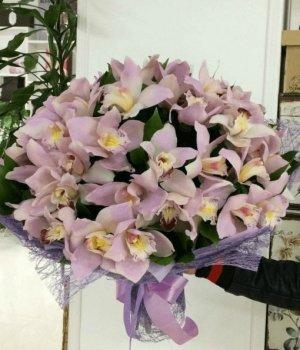 Букет из орхидей (39 шт) #1111